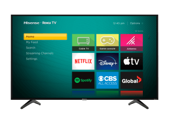 "Hisense DEL Smart Television 40"" - 40H4G product photo"