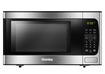 Danby 0.9cu.ft Microwave - DBMW0924BBS product photo