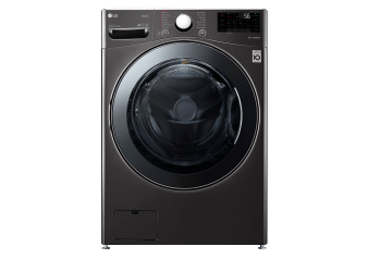 LG 5.ft³ Front Load 2 and 1 Washer Dryer  - WM3998HBA product photo