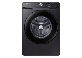 Samsung 5.2 cu.ft Front Load Washer - WF45T6000AVA5 product photo