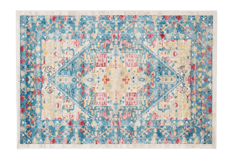 "60X84"" Rug - Blue product photo"
