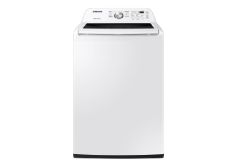 Samsung 5.2cu.ft Top Load Washer - WA45T3200AWA4 product photo