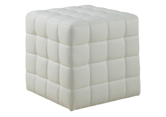 Ottoman - White product photo