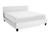 Bed - White - King Size product photo other01 S
