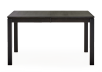 Birch Rectangular Table with Leaf - Grey product photo
