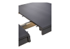 Birch Rectangular Table with Leaf - Grey product photo other06 S