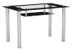 Rectangular Table with Glass Top product photo