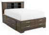 Bedroom Set - Grey - Queen Size product photo other01 S