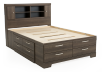 Bedroom Set - Grey - Queen Size product photo other02 S