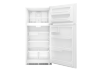 Frigidaire 18cu.ft. Top Freezer Refrigerator - FFTR1821TW product photo other01 S