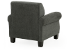 Fabric Armchair - Grey product photo other05 S