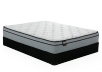 "Full Size 9"" Mattress and Box Spring Set - Vanoise ET Sealy product photo"