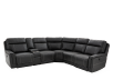 Reclining Motorized Sectional Sofa - Grey product photo other01 S