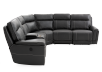 Reclining Motorized Sectional Sofa - Grey product photo other02 S