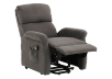 Fabric Electric Lift Recliner - Grey product photo other01 S