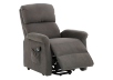 Fabric Electric Lift Recliner - Grey product photo other03 S
