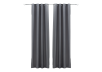 "54X96"" Set of 2 Curtains - Grey product photo"
