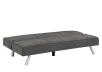 Linen Sofa-Bed - Grey product photo other02 S