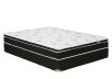 "Full Size 9"" Mattress and Box Spring Set - Dumas Springwall product photo"