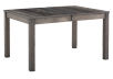 Rectangular Table - Grey product photo other02 S