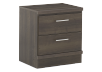 Nightstand - Brown-Grey product photo
