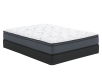 "Full Size 4"" Mattress and Box Spring Set - Ancolie Matelas Mirabel product photo"