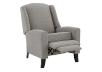Fabric Recliner - Grey product photo other01 S