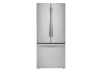 Samsung 21.8ft³ French Door Refrigerator - RF220NFTASRAA product photo