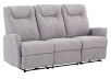 Reclining Electric Fabric Sofa - Grey product photo other01 S