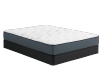 "Full Size 4"" Mattress and Box Spring Set - Lilas Matelas Mirabel product photo"