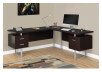 Desk - Dark Brown product photo other04 S