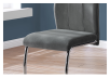 Chair with Metal Legs - Dark Grey and Silver Grey product photo other01 S