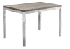 Table - Dark Brown Grey product photo
