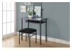 Metal Dressing Table - Dark Grey product photo other04 S