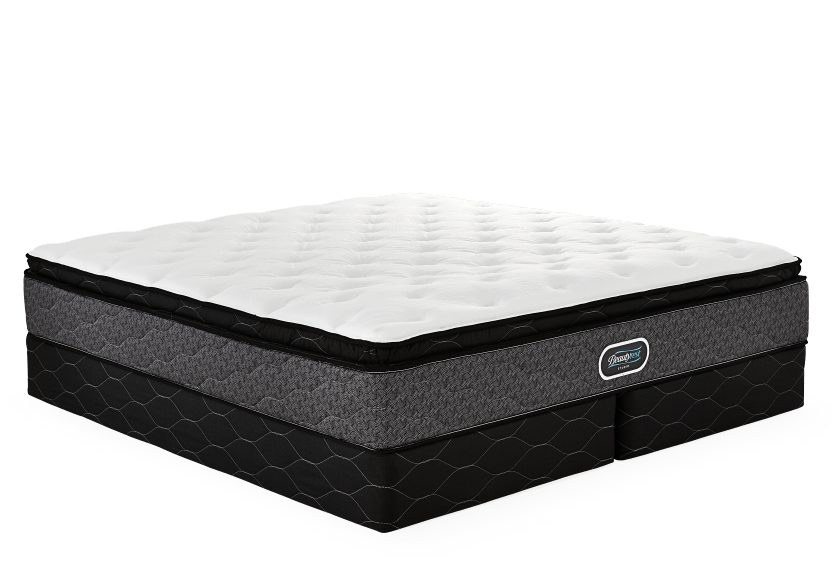 "Ensemble matelas sommier Très grand lit King 9"" - Sequoia Simmons photo du produit Front View L"