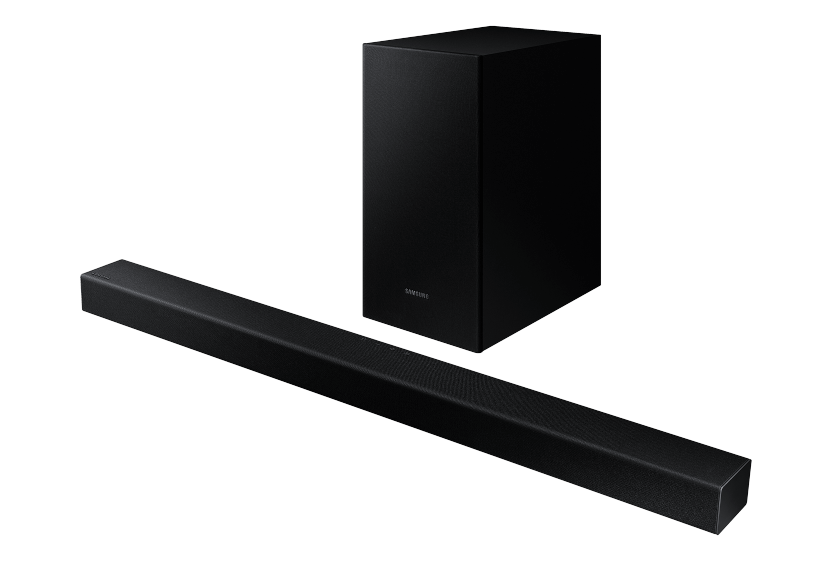 Barre de son Bluetooth 200W avec caisson de basses - Samsung HW-T450/ZC photo du produit other01 L