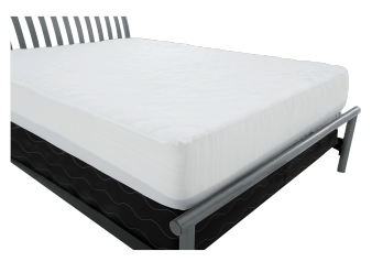 Couvre matelas 1 place Twin - Luxury Quilted Magi Seal photo du produit