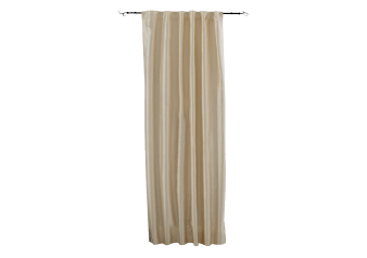 Rideau beige 56X96po photo du produit
