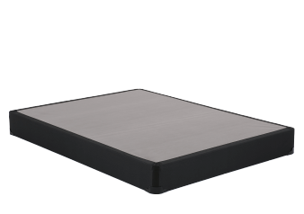 "Sommier grand lit Queen 4"" - Matelas Mirabel photo du produit"