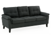 Sofa en tissu gris photo du produit other01 S