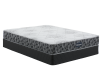 "Ensemble matelas et sommier grand lit Queen 5,5"" - Gilmour TT Simmons photo du produit"