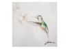 Tableau colibri 12X12po photo du produit Front View S